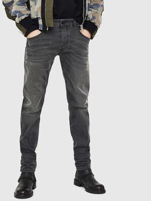 D-Bazer 0699P, Schwarz - Jeans