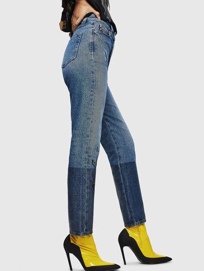 Diesel - D-Eiselle 0078T, Hellblau - Jeans - Image 7