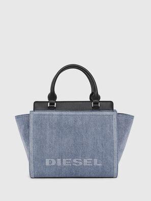 BADIA, Jeansblau - Satchel Bags und Handtaschen