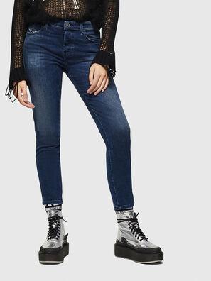 Babhila 083AE, Dunkelblau - Jeans