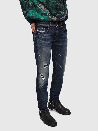 Diesel - Thommer 0890W, Dunkelblau - Jeans - Image 1