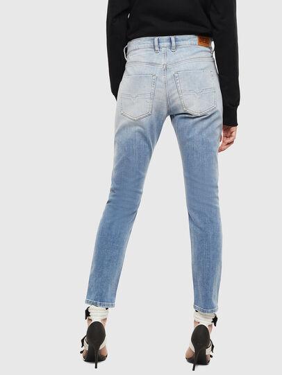 Diesel - Krailey JoggJeans 0099R, Hellblau - Jeans - Image 2