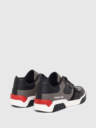 Diesel - S-RUA LOW SK, Grau - Sneakers - Image 3