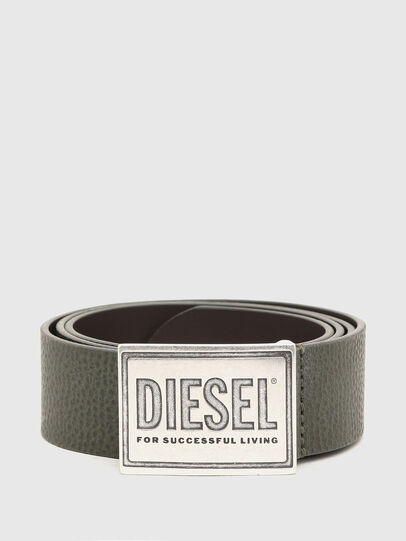 Diesel - B-GRAIN, Braun - Gürtel - Image 1