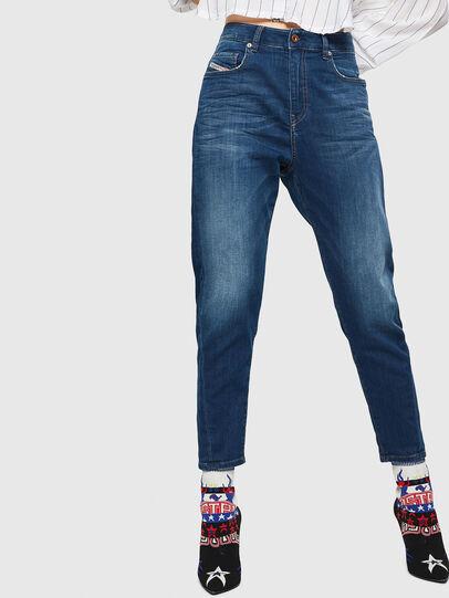 Diesel - Candys JoggJeans 069HC, Dunkelblau - Jeans - Image 1