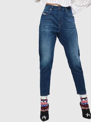 Candys JoggJeans 069HC, Dunkelblau - Jeans