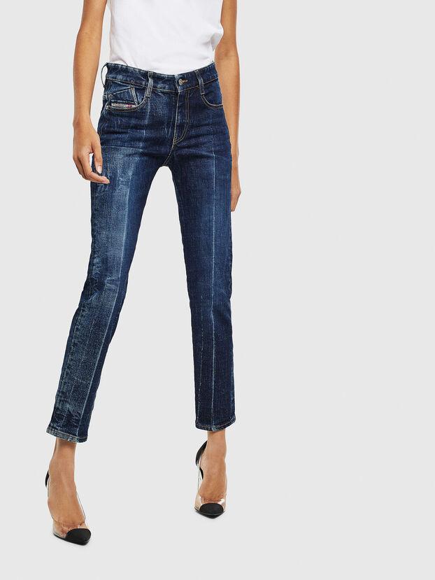 D-Rifty 0092X, Mittelblau - Jeans