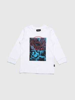 TRAVEB-R, Weiß - T-Shirts und Tops