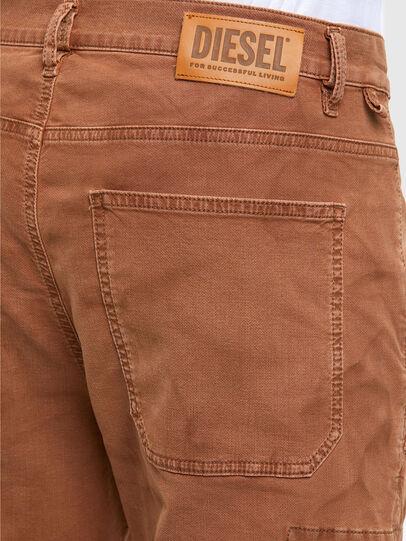 Diesel - D-Krett JoggJeans® 069RJ, Hellbraun - Jeans - Image 4