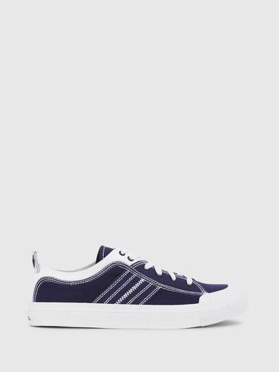 Diesel - S-ASTICO LOW LACE, Blau/Weiß - Sneakers - Image 1