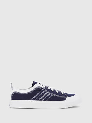 S-ASTICO LOW LACE, Blau/Weiß - Sneakers