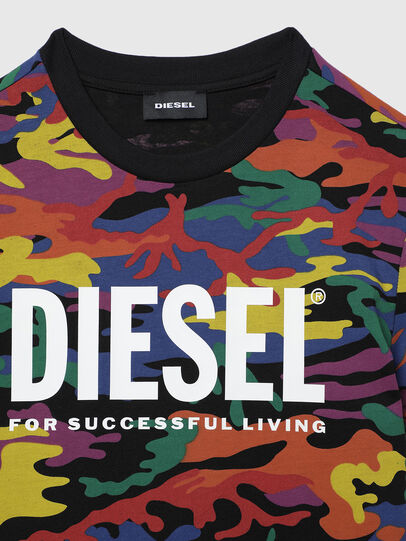 Diesel - TDIEGORBOW, Bunt - T-Shirts und Tops - Image 3