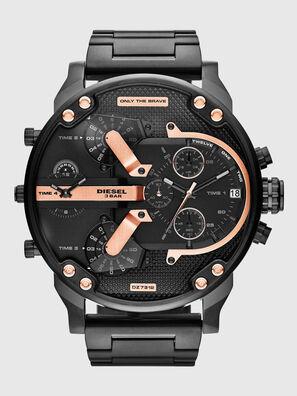 DZ7312 MR. DADDY 2.0, Schwarz - Uhren