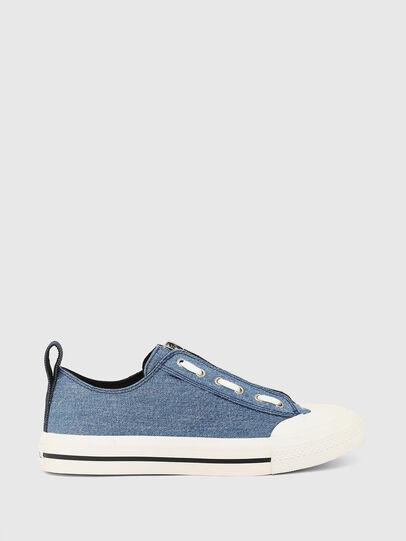 Diesel - S-ASTICO LZIP W, Blau - Sneakers - Image 1