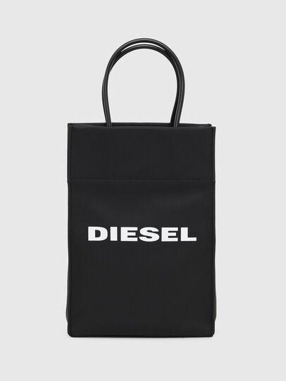 Diesel - SAKETTINO, Schwarz - Shopper und Schultertaschen - Image 1