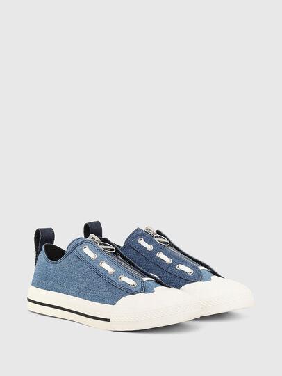 Diesel - S-ASTICO LZIP W, Blau - Sneakers - Image 2