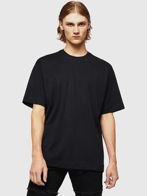 TEORIALE-X3, Schwarz - T-Shirts