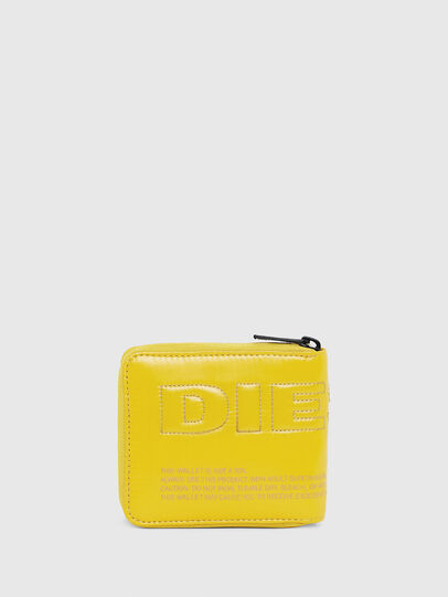 Diesel - ZIPPY HIRESH S, Gelb - Portemonnaies Zip-Around - Image 1