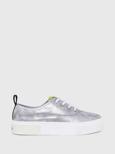 Diesel - S-VANEELA LC, Silber - Sneakers - Image 1