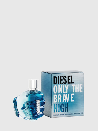 Diesel - ONLY THE BRAVE HIGH  75ML, Hellblau - Only The Brave - Image 1