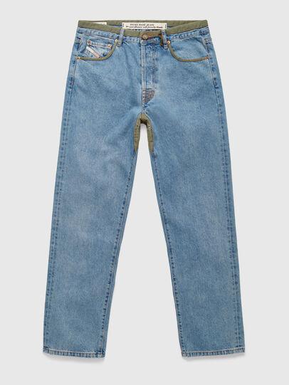 Diesel - DxD-P2 0CBBI, Hellblau - Jeans - Image 1
