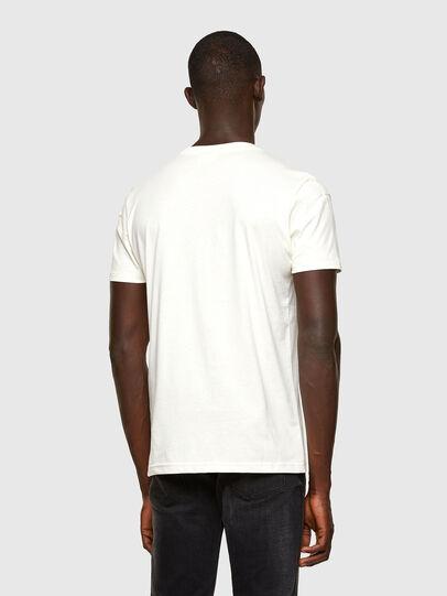 Diesel - T-DORYMO-A1, Weiß - T-Shirts - Image 2