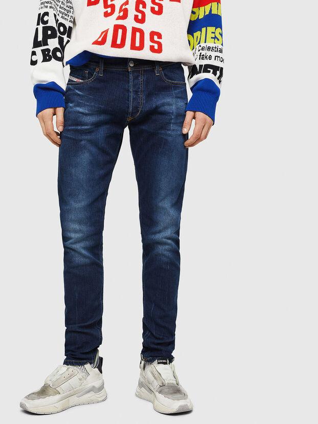 Tepphar 083AT, Dunkelblau - Jeans