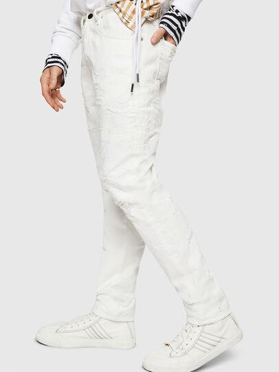 Diesel - Mharky 069IJ, Weiß - Jeans - Image 5