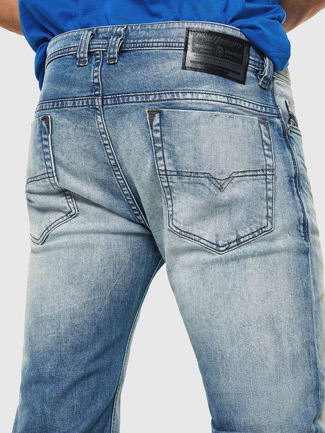 Diesel - Safado C81AP, Hellblau - Jeans - Image 4