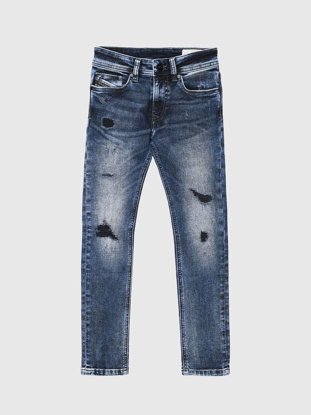 SLEENKER-J-N, Jeansblau - Jeans