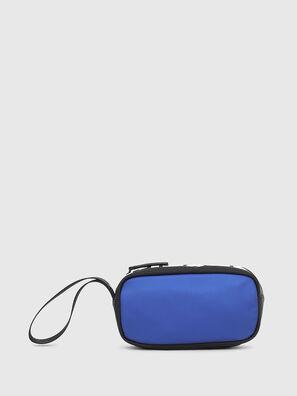 BOLD POUCH, Blau/Schwarz - Taschen