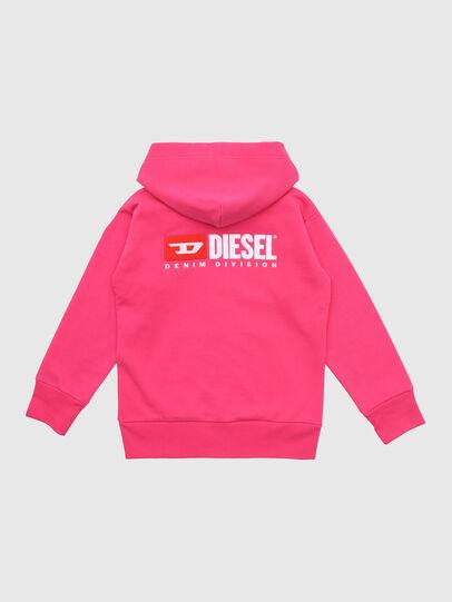 Diesel - SALBYZIP OVER, Rosa - Sweatshirts - Image 2