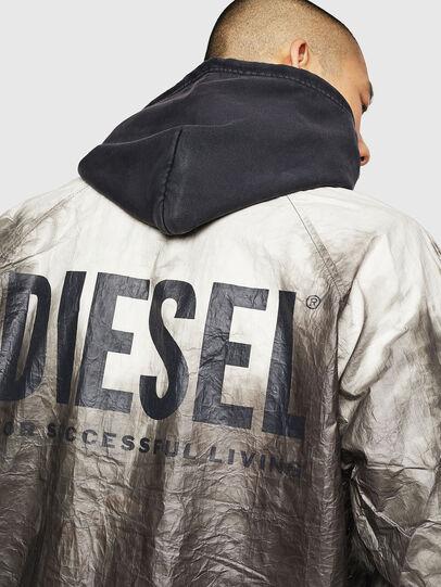 Diesel - J-AKINATOR-TVK, Schwarz - Jacken - Image 5