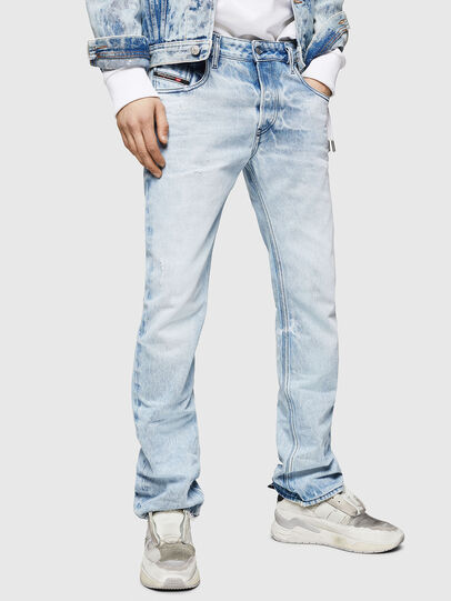 Diesel - D-Ligenz 0078C, Hellblau - Jeans - Image 4
