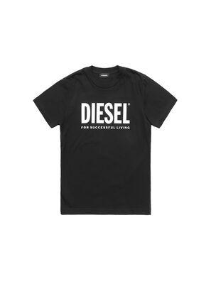 TJUSTLOGO, Schwarz - T-Shirts und Tops