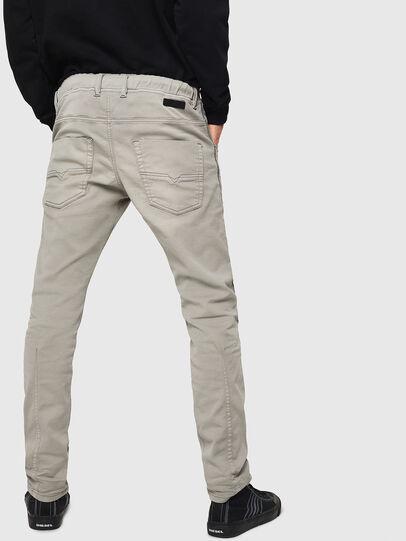 Diesel - Krooley JoggJeans 0670M, Hellgrau - Jeans - Image 2