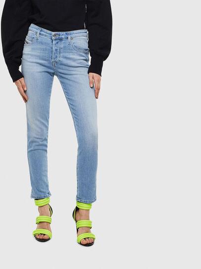Diesel - Babhila 0095D, Hellblau - Jeans - Image 1