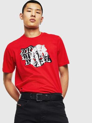 T-JUST-J20, Rot - T-Shirts