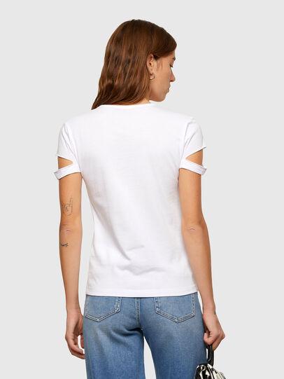 Diesel - T-BULLOCK-A2, Weiß - T-Shirts - Image 2