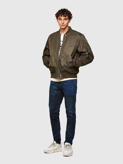 Diesel - D-Strukt JoggJeans® 069TY, Dunkelblau - Jeans - Image 6