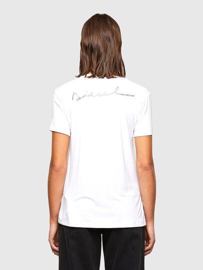 Diesel - T-SILY-R1, Weiß - T-Shirts - Image 2
