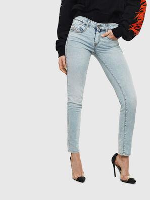 D-Ollies JoggJeans 069LL, Hellblau - Jeans