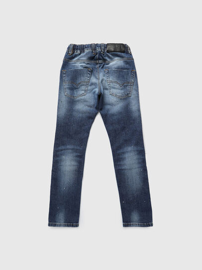Diesel - KROOLEY-NE-J, Mittelblau - Jeans - Image 2