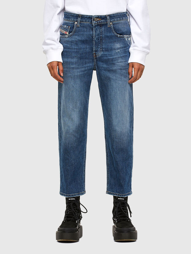 Aryel 009CZ, Mittelblau - Jeans