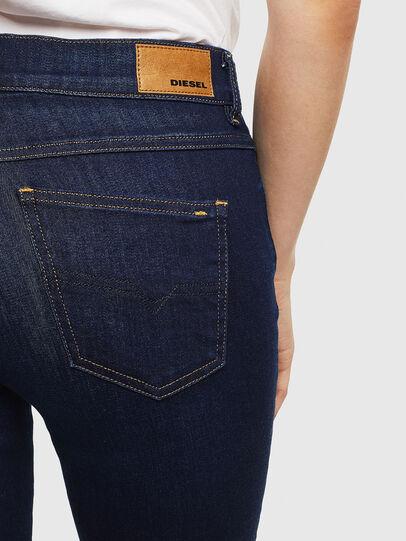 Diesel - Sandy 0095Y, Dunkelblau - Jeans - Image 4