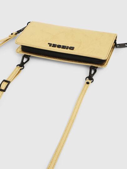 Diesel - GRANATO LCLS, Gold - Portemonnaies Zip-Around - Image 5