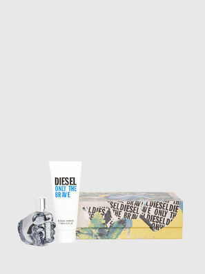 ONLY THE BRAVE 50 ML GIFT SET, Weiß - Only The Brave