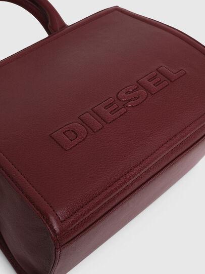 Diesel - PIRITE, Bordeauxrot - Satchel Bags und Handtaschen - Image 6
