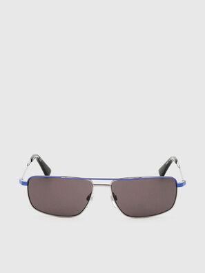 DL0308, Blau/Grau - Sonnenbrille