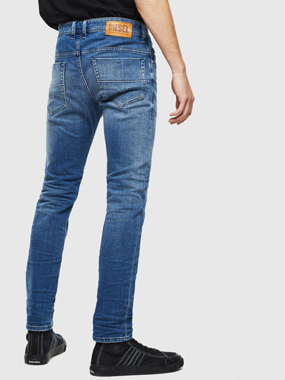 Diesel - Thommer 0097X, Mittelblau - Jeans - Image 2